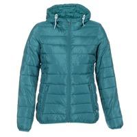 Ruhák Női Steppelt kabátok Roxy FOREVER FREELY Kék / Kőolaj