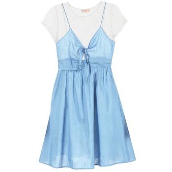 Ruhák Női Rövid ruhák Moony Mood GLAM Kék