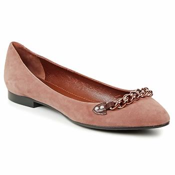 Cipők Női Balerina cipők  Marc Jacobs CHAIN BABIES Barna