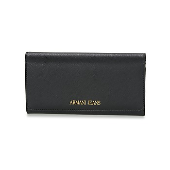 Táskák Női Pénztárcák Armani jeans SALDI Fekete