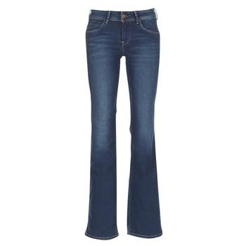 Ruhák Női Bootcut farmerek Pepe jeans PIMLICO CA0 / Kék / Bruttó
