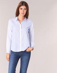 Ruhák Női Ingek / Blúzok Pepe jeans CRIS Kék