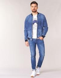 Ruhák Férfi Slim farmerek Pepe jeans HATCH F37