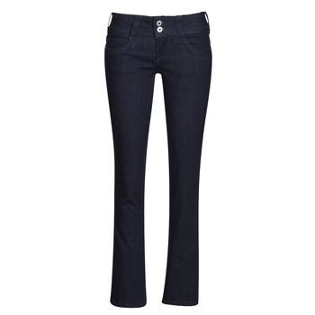 Ruhák Női Egyenes szárú farmerek Pepe jeans GEN Kék / M15