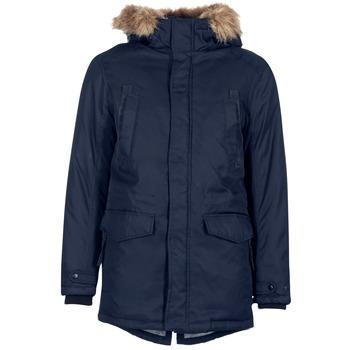 Ruhák Férfi Parka kabátok Jack & Jones LAND CORE Tengerész