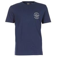 Ruhák Férfi Rövid ujjú pólók Jack & Jones ORGANIC ORIGINALS Tengerész