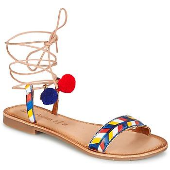 Cipők Női Szandálok / Saruk Lola Espeleta EDWINA Kék