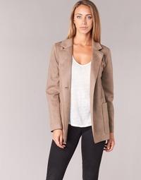 Ruhák Női Kabátok Casual Attitude HAUPE Tópszínű