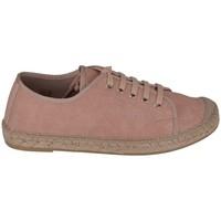 Cipők Női Rövid szárú edzőcipők La Maison De L'espadrille Sneakers 1047 Multi Sokszínű