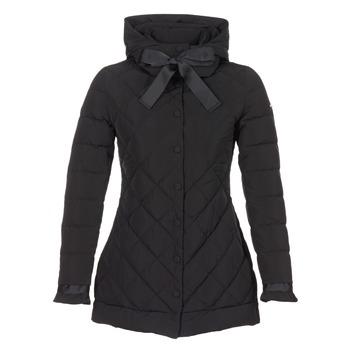 Ruhák Női Steppelt kabátok Armani jeans JERNDA Fekete