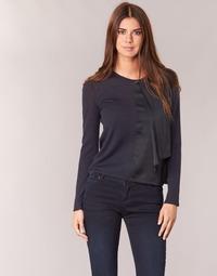 Ruhák Női Pulóverek Armani jeans JAUDO Tengerész