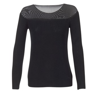 Ruhák Női Pulóverek Armani jeans LAMOC Fekete