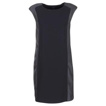 material Női Rövid ruhák Armani jeans LAMIC Fekete  / Szürke