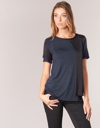 Ruhák Női Rövid ujjú pólók Armani jeans DRANIZ Tengerész / Fekete