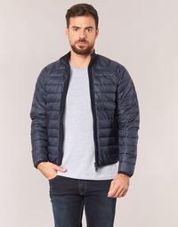 Ruhák Férfi Steppelt kabátok Armani jeans JILLU Fekete