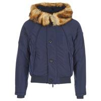 Ruhák Férfi Steppelt kabátok Armani jeans GNAN Tengerész