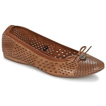 Shoes Női Balerina cipők / babák Tamaris  Barna