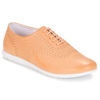 Cipők Női Bokacipők Kickers BECKI Bőrszínű