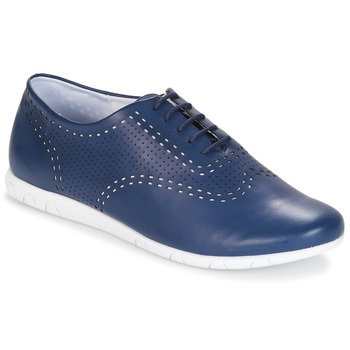 Cipők Női Bokacipők Kickers BECKI Tengerész