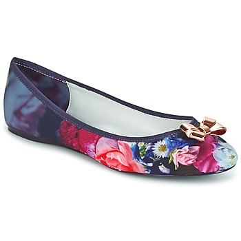 Cipők Női Balerina cipők / babák Ted Baker IMME 2 DKBLUE