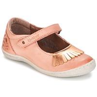 Cipők Lány Balerina cipők  Kickers CALYPSO Korall
