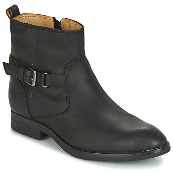 Shoes Női Csizmák Sebago NASHOBA LOW BOOT WP Fekete