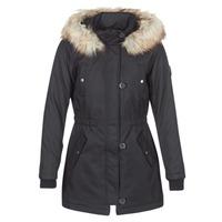 Ruhák Női Parka kabátok Only IRIS Fekete