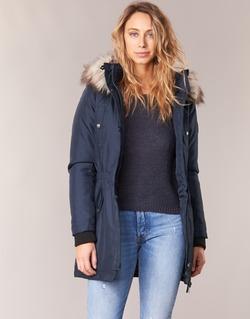 Ruhák Női Parka kabátok Only IRIS Tengerész