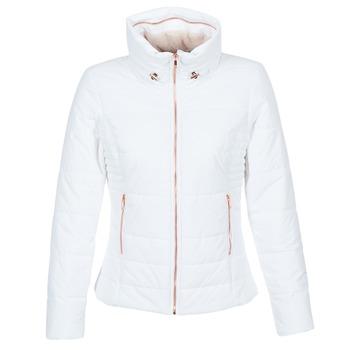 Ruhák Női Steppelt kabátok Only BROOKE Fehér