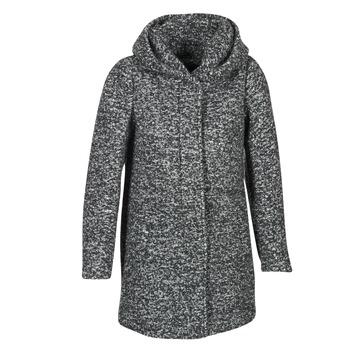 Ruhák Női Kabátok Only INDIE Szürke