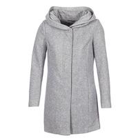 Ruhák Női Kabátok Only SEDONA Szürke