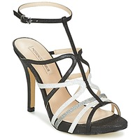 Cipők Női Szandálok / Saruk Menbur DARRO Fekete