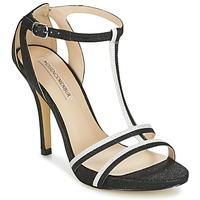 Cipők Női Szandálok / Saruk Menbur LOJA Fekete
