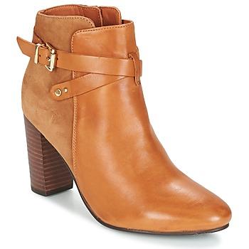 Cipők Női Bokacsizmák Bocage ERWAN Konyak