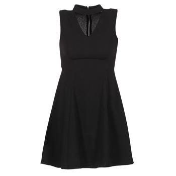 Ruhák Női Rövid ruhák Moony Mood GUDU Fekete