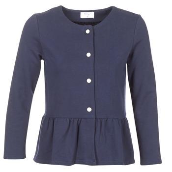 Ruhák Női Kabátok / Blézerek Betty London INNATA Tengerész
