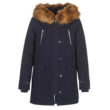 Ruhák Női Parka kabátok Betty London HARI Tengerész