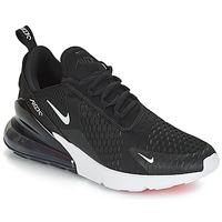 Cipők Férfi Rövid szárú edzőcipők Nike AIR MAX 270 Fekete  / Szürke