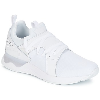 Cipők Férfi Rövid szárú edzőcipők Asics GEL-LYTE SANZE Fehér