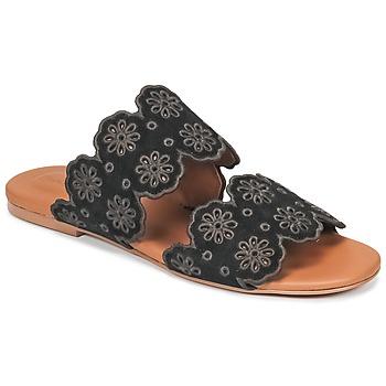 Cipők Női Papucsok See by Chloé SB30182 Fekete