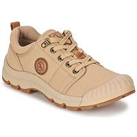 Cipők Férfi Rövid szárú edzőcipők Aigle TENERE LIGHT LOW CVS Homokszín