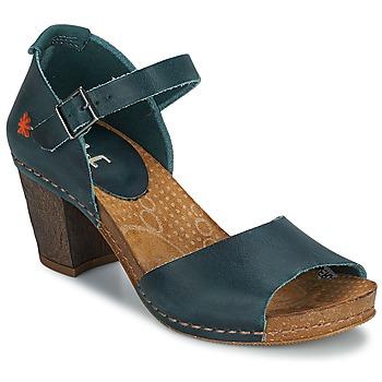 Shoes Női Félcipők Art IMEET Zöld / Kacsa