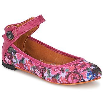 Cipők Női Balerina cipők / babák Art LILLE Rózsaszín