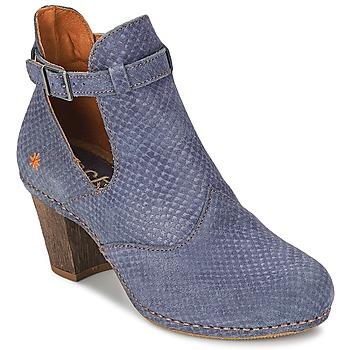 Cipők Női Bokacsizmák Art IMEET BO Kék