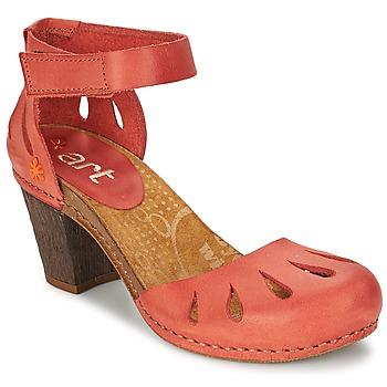Cipők Női Szandálok / Saruk Art IMEET Korall