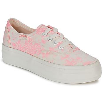 Cipők Női Rövid szárú edzőcipők Coolway DODO Rózsaszín