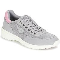 Cipők Női Rövid szárú edzőcipők Aigle LUPSEE W MESH Szürke / Rózsaszín