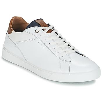Cipők Férfi Rövid szárú edzőcipők Redskins AMICAL Fehér