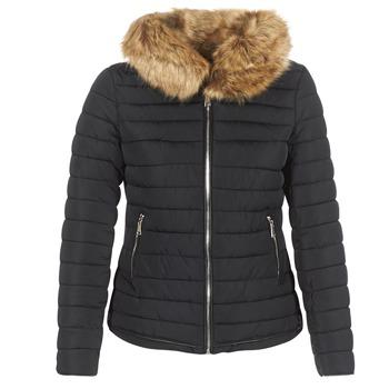 Ruhák Női Steppelt kabátok Casual Attitude HEYL Fekete
