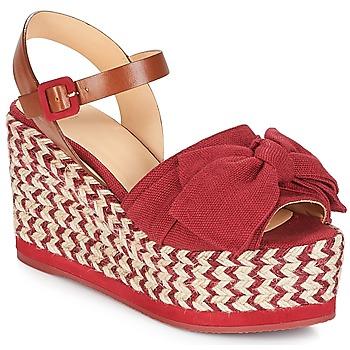 Cipők Női Szandálok / Saruk Castaner EUCALIPTO Málna